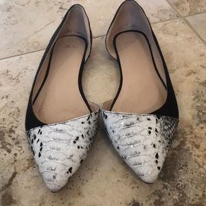 ASOS D'orsay pointed flats